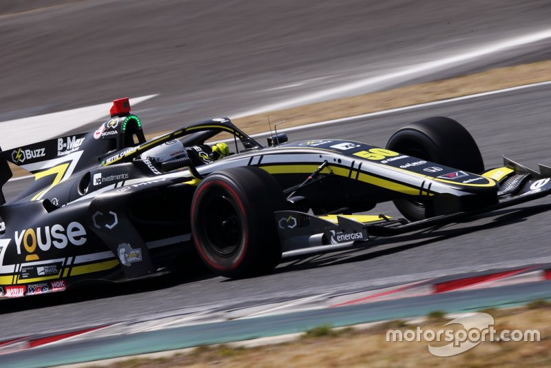 Sergio Sette Camara, B-Max Racing Team