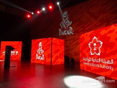تقديم رالي داكار في السعودية
