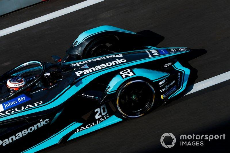 Mitch Evans , Panasonic Jaguar Racing, Jaguar I-Type 3