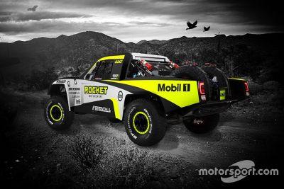 Baja 1000 Trophy Truck announcement