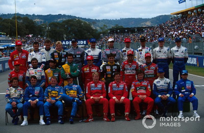 Учасники Гран Прі Австралії 1994 року