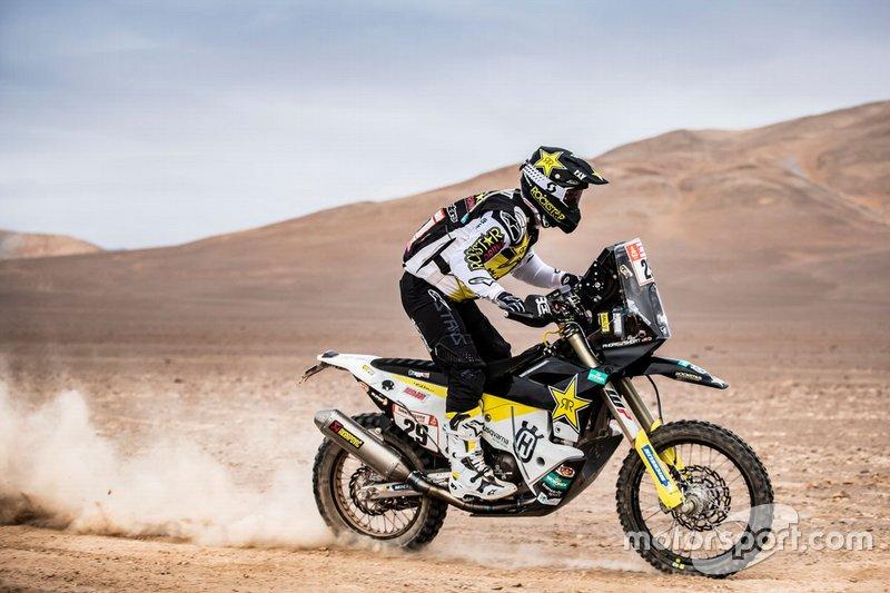 #29 Rockstar Energy Husqvarna Factory Racing: Ендрю Шорт