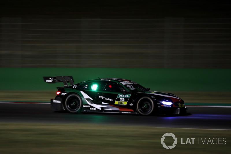 19. Alex Zanardi, BMW Team RMR, BMW M4 DTM