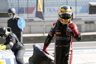 #55 Attempto Racing Audi R8 LMS: Pierre Kaffer