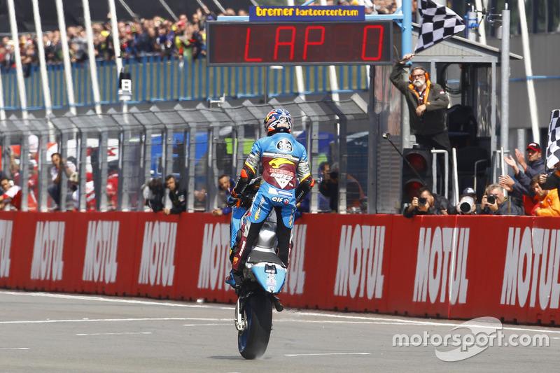 Pemenang balapan, Jack Miller, Marc VDS Racing Honda