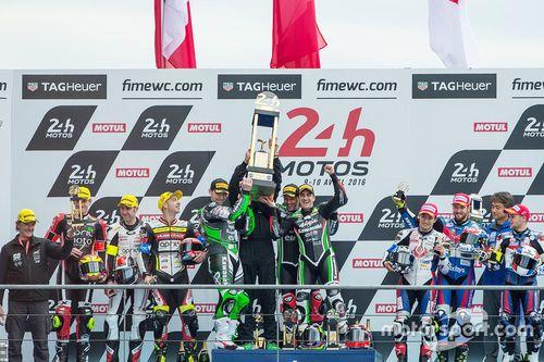 24 Ore di Le Mans Moto