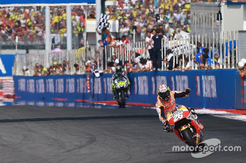 2016: Dani Pedrosa (Honda RC213V)
