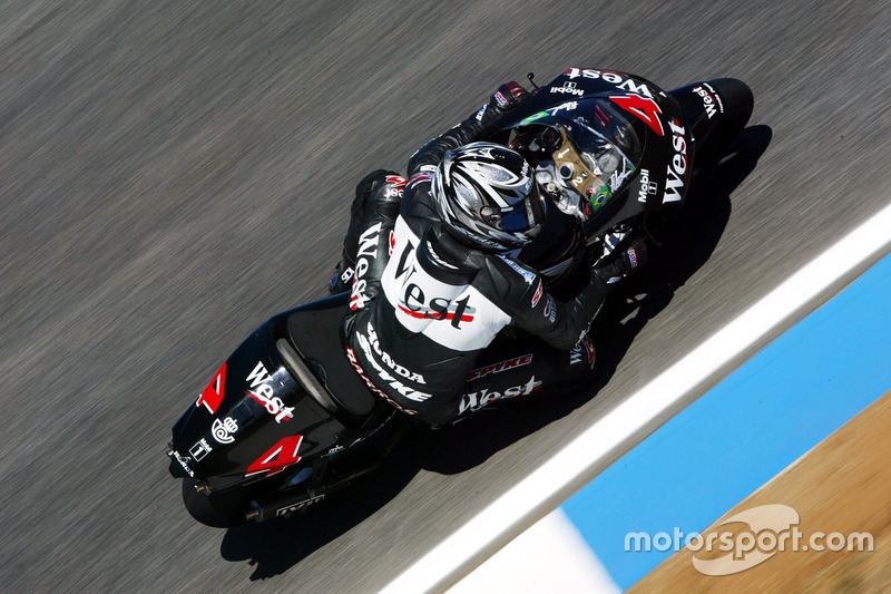 Alex Barros, West Honda Pons