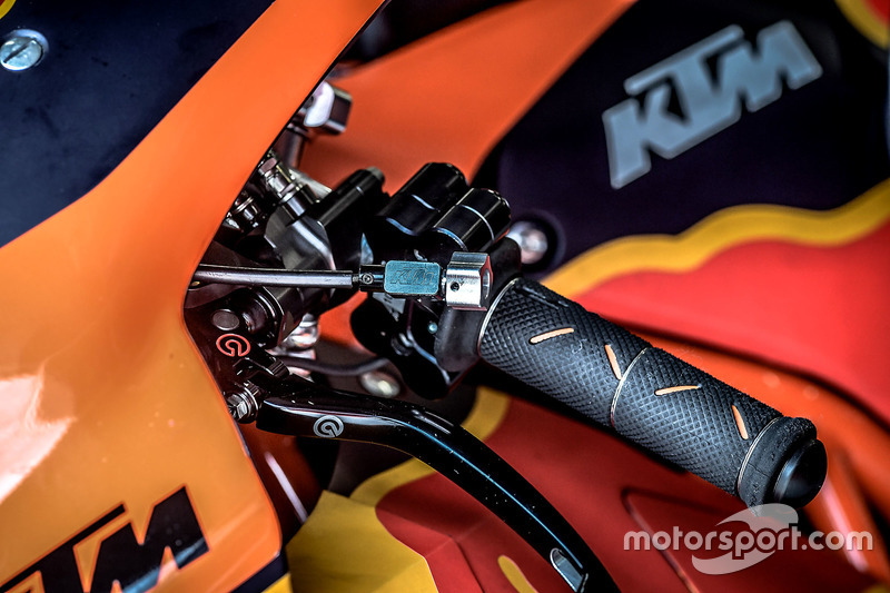 Деталь мотоцикла Red Bull KTM Factory Racing