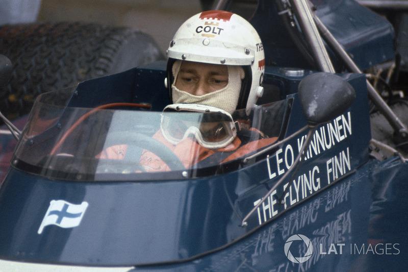 Leo Kinnunen, Surtees TS16 Ford
