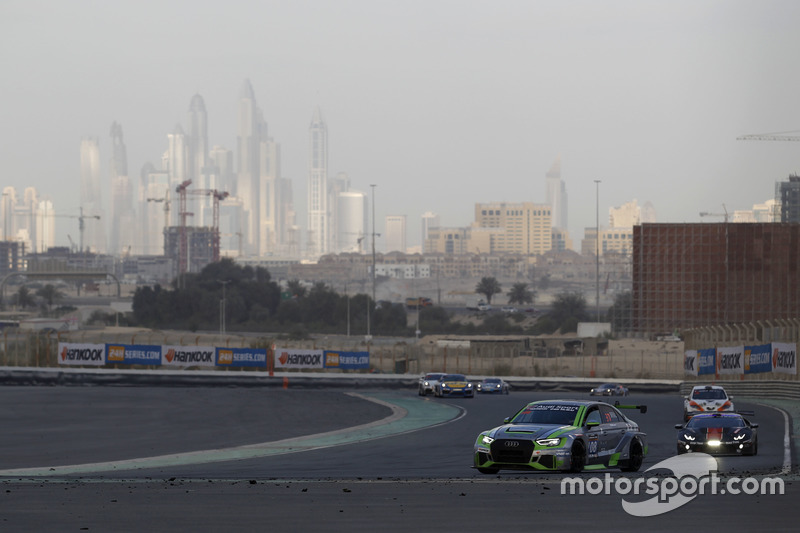 #108 Cadspeed Racing with Atech Audi RS3 LMS TCR: James Kaye, Julian Griffin