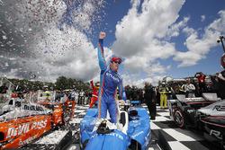 Переможець гонки Скотт Діксон, Chip Ganassi Racing Honda