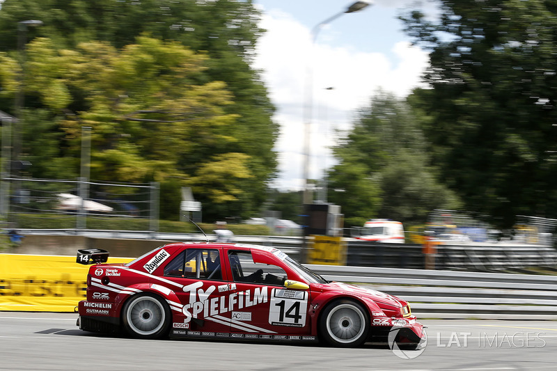 Stephan Rupp, Alfa Romeo 155 TI V6 ITC