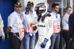 Pole pozisyonu sahibi Valtteri Bottas, Mercedes AMG F1