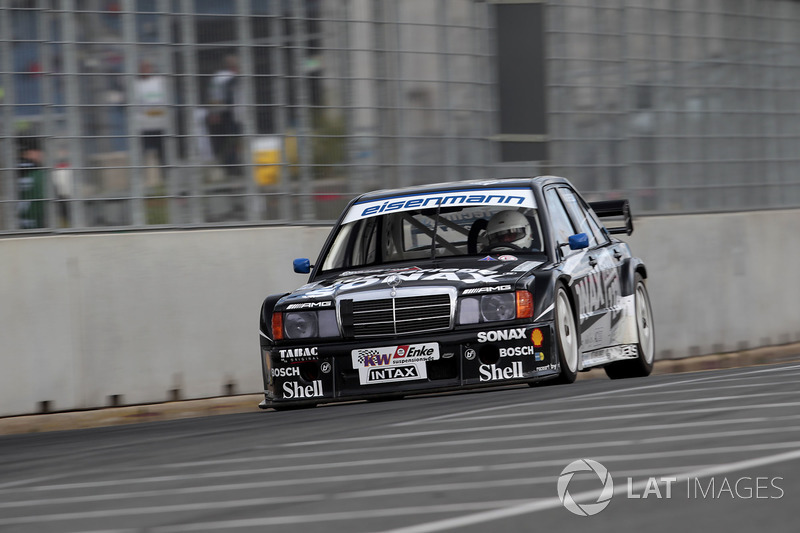 Markus Wüstefeld, Mercedes 190 Klasse 1 DTM