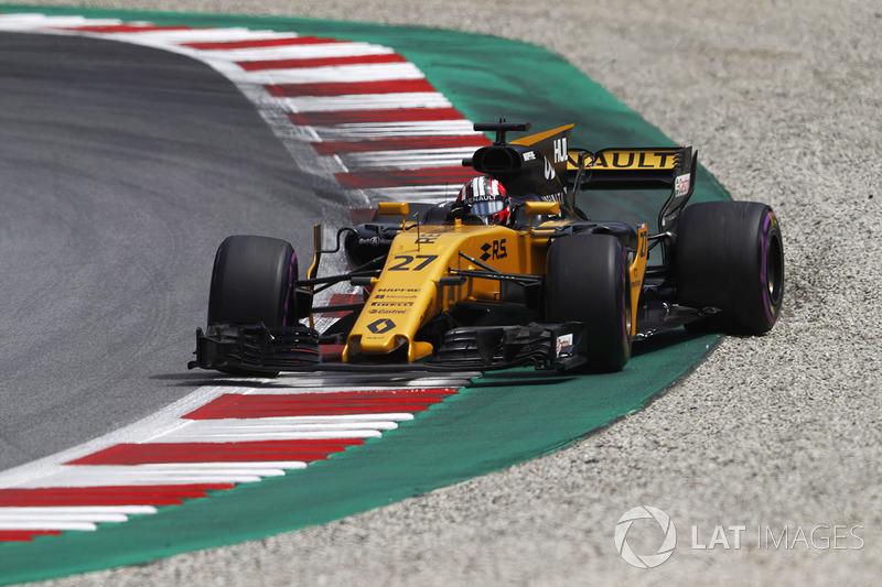 12. Ніко Хюлькенберг, Renault — 18