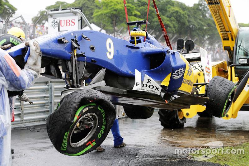 27 courses sans point pour Ericsson