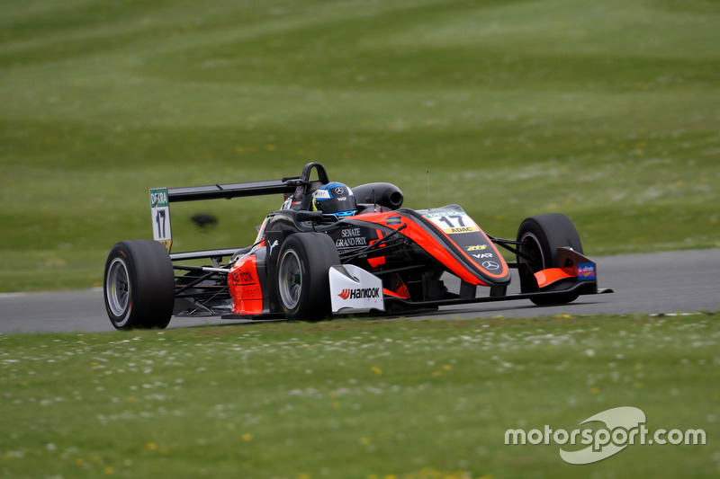 Harrison Newey, Van Amersfoort Racing Dallara F317 - Mercedes-Benz
