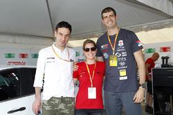 Dusan Borkovic, Davit Kajaia, GE-Force