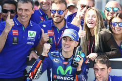 Pole de Maverick Viñales, Yamaha Factory Racing