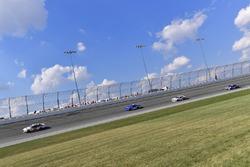 Ryan Blaney, Team Penske Ford, Elliott Sadler, JR Motorsports Chevrolet, Cole Custer, Stewart-Haas Racing Ford