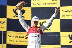 Podium: third place Nico Müller, Audi Sport Team Abt Sportsline, Audi RS 5 DTM