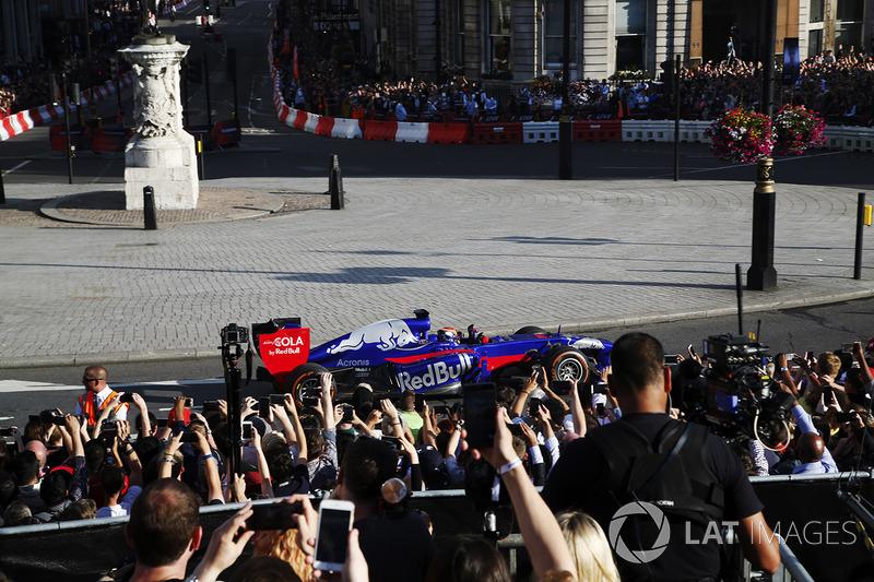 The Scuderia Toro Rosso STR12