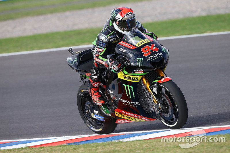 11. Jonas Folger, Monster Yamaha Tech 3