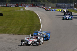 Will Power, Team Penske Chevrolet, Josef Newgarden, Team Penske Chevrolet