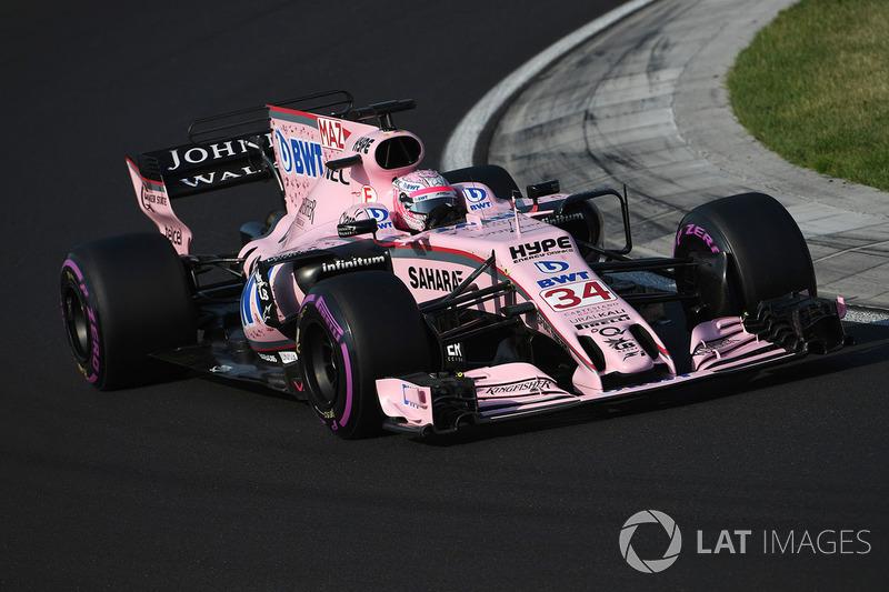 Микита Мазепин, Force India VJM10