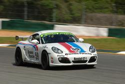 #59 2009 Porsche Cayman S  Angus Russell