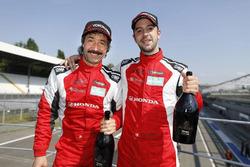 Peter Rikli, Christ-Johannes Schreiber, Rikli Motorsport, podium