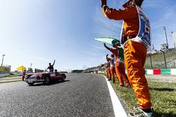 Маршали, Даніель Ріккардо, Red Bull Racing