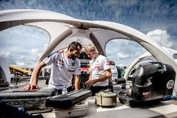 Mechaniker: Peugeot Sport