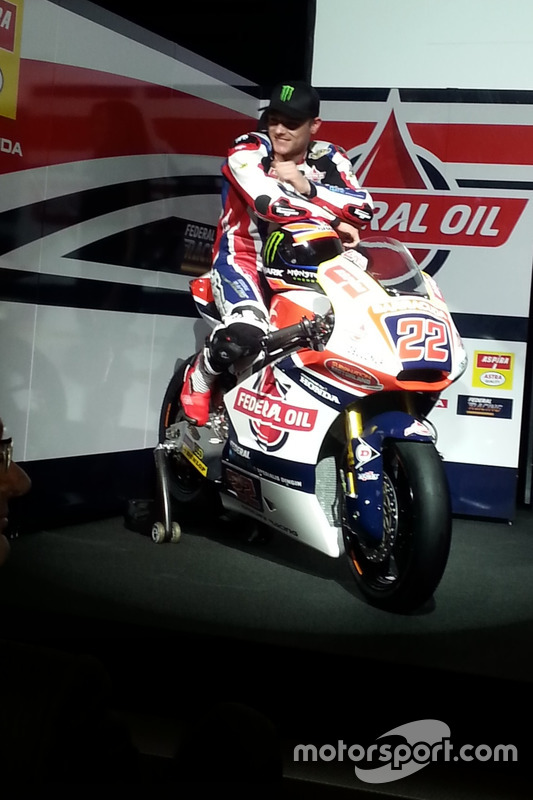 Präsentation Gresini Racing Moto2