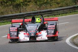 Marcel Steiner, LobArt-Mugen LA01, Steiner Motorsport, 1. Training