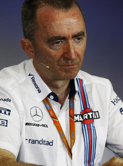 Paddy Lowe, Teknik Şef, Williams Formula 1