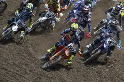 Aksi race MXGP