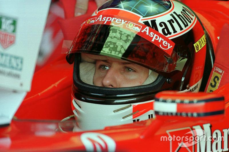 1998: Формула 1 та Ferrari