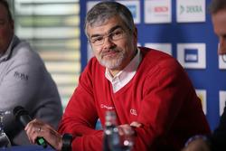 Dieter Gass, hoofd van DTM Audi Sport