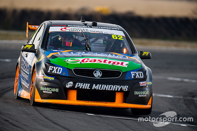 Alex Rullo, Lucas Dumbrell Motorsport, Holden