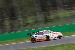 #86 Gulf Racing Porsche 911 RSR: Майкл Вейнрайт, Бен Баркер, Нік Фостер
