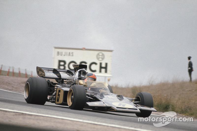 #41: Lotus 72D (1971-1973)