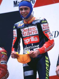 1. Valentino Rossi, Aprilia