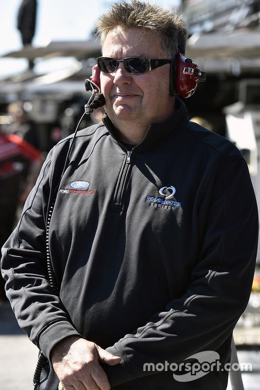 Crew von Austin Cindric, Brad Keselowski Racing, Ford