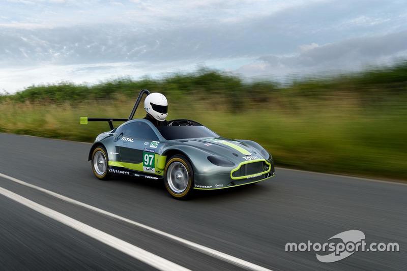 Aston Martin Soapbox Race