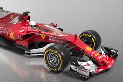 Рендер Ferrari F1 з системою захисту кокпіту «Щит»