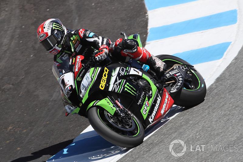 Джонатан Рей, Kawasaki Racing