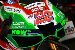 Обтічник на мотоциклі Сема Лоуса, Aprilia Racing Team Gresini