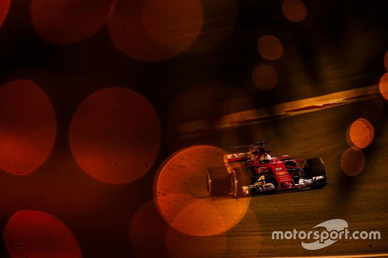 1. Sebastian Vettel, Ferrari SF70H